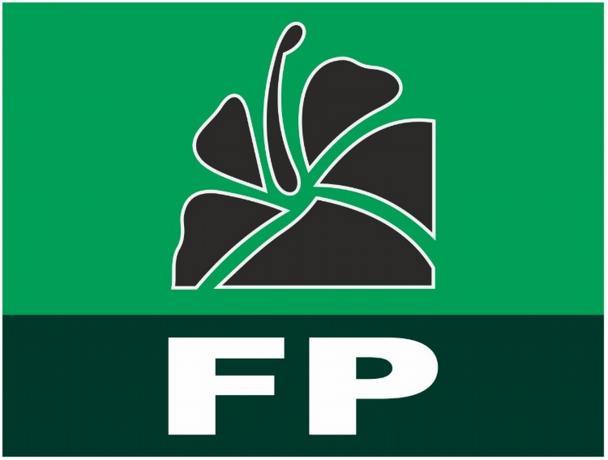 Este es el nuevo logo del PTD, convertido en Fuerza del Pueblo | Leonel.do  - Leonel Fernández